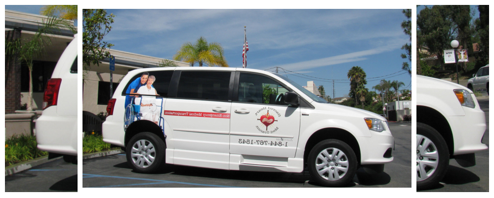 Non Medical Transportation Services